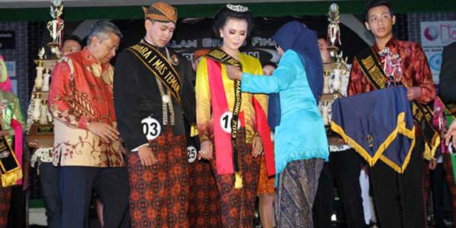 """Rara  """"Mbak Temanggung"""" 2013"""