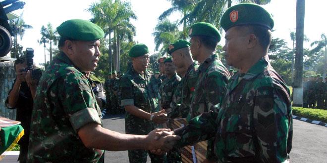 Kodam IV/Diponegoro Semarakkan Bulan Ramadhan Dengan Lomba Keagamaan