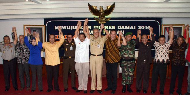 TNI – Polri Siap Amankan Pilpres 2014