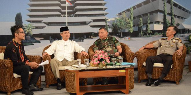 Kodam IV/Diponegoro Siap Membantu Pengamanan Pilpres