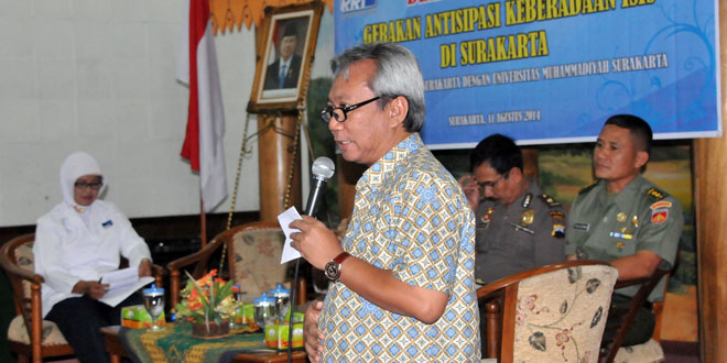 Dialog Interaktif Gerakan Antisipasi Keberadaan ISIS di Surakarta
