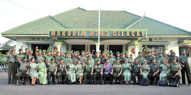 Pangdam IV/Diponegoro : Waspadai Kelompok ISIS