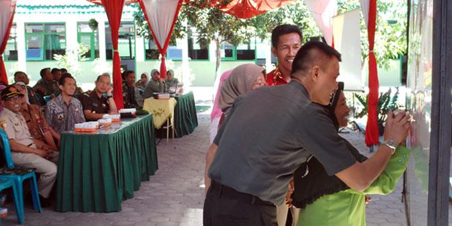Strategi Jitu Dalam Monitoring Pelaksanaan Pemberantasan Buta Aksara  di Wilayah Kodim 0727/Karanganyar