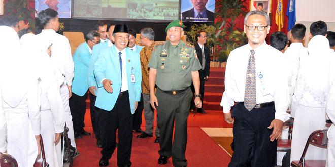 Pangdam IV/Diponegoro Mengajak Masyarakat Amankan Aset Negara