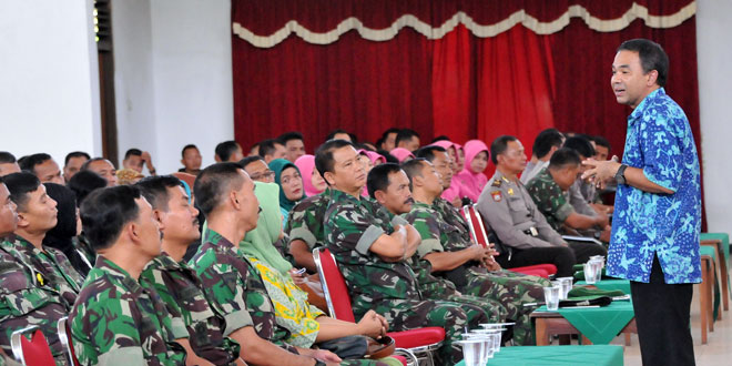Lihai Komunikasi, Senjata Ampuh TNI/POLRI