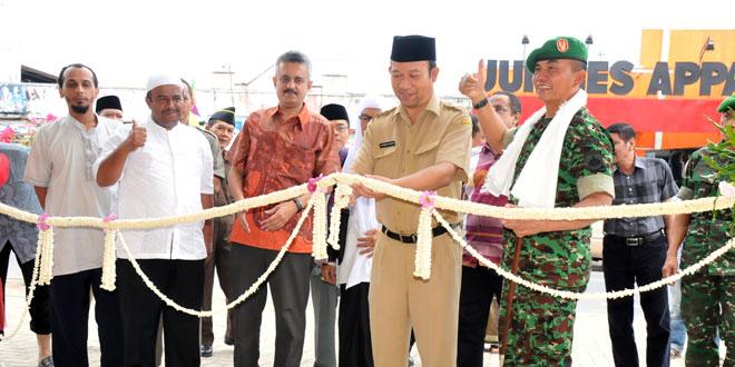 Pangdam IV/Diponegoro Resmikan Masjid Jenderal Soedirman Lewat Teleconference
