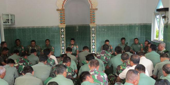 """Kodim 0716/Demak gelar """"Doa bersama"""" untuk Group Musik Harmoni Diponegoro"""