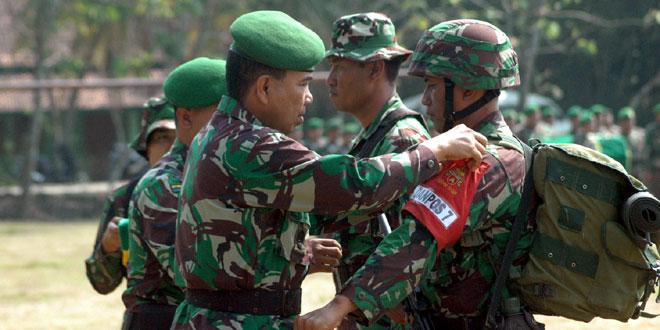 Yonif 400/Raider Siap Tugas ke Papua