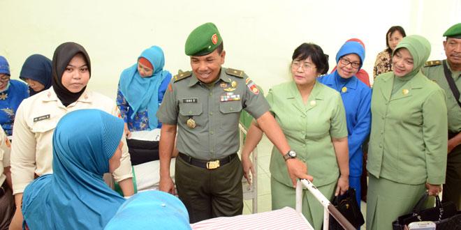 Kodam IV/Diponegoro Menyelenggarakan Bakti Sosial Untuk Masyarakat
