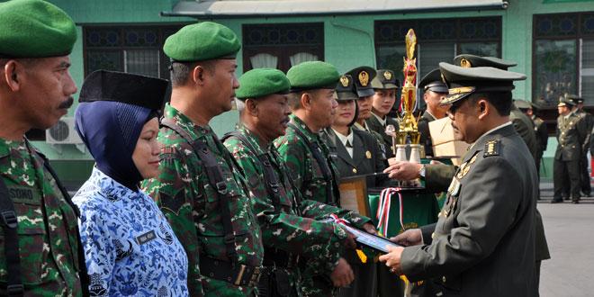 Diusia Ke 69 TNI Menjadi Patriot Sejati, Profesional & Dicintai Rakyat