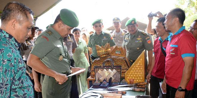 Program TMMD Tingkatkan Kemanunggalan TNI dan Rakyat