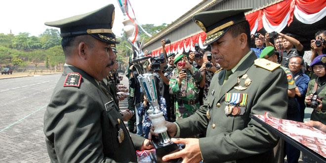 Panglima TNI : Maknai HUT ke 69 TNI Dengan Tingkatkan Kinerja dan Kualitas Pengabdian