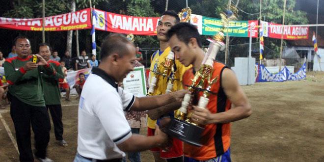 Turnamen Volly Kodim 0736/Batang Meriahkan HUT Kodam IV/Diponegoro