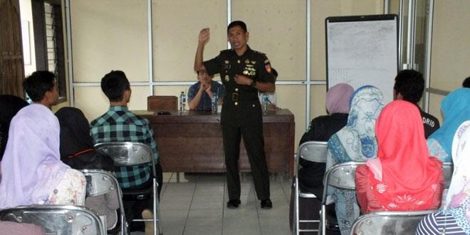 Materi Wawasan Kebangsaan Bagi Himpunan Mahasiswa Islam (HMI) Cabang Purwokerto