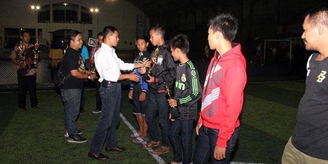 "Penutupan Turnamen Futsal ""Dandim Cup 2014"""