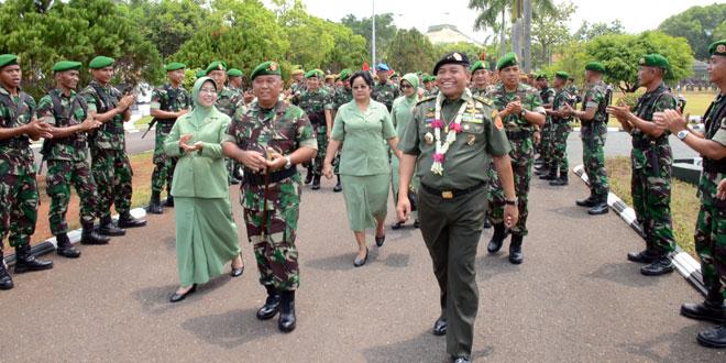 Pangdam IV/Diponegoro Akan Membuat Kodam IV Lebih Maju