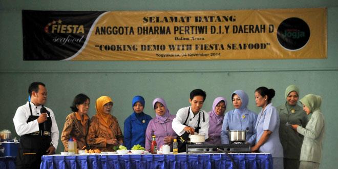 Pertemuan Dharma Pertiwi DIY Daerah D