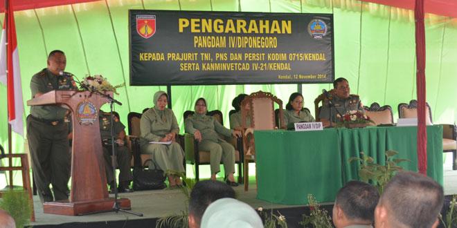 Pangdam IV/Diponegoro : Keluarga Harta Kekayaan Luar Biasa