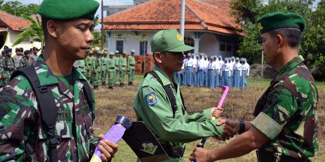 Pembukaan Karya Bhakti Perkotaan Tahap III Tahun 2014 Kabupaten Tegal