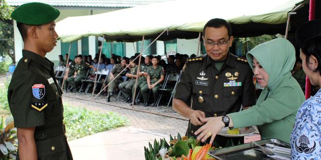 Perhubungan TNI AD Senantiasa Memberikan yang Terbaik