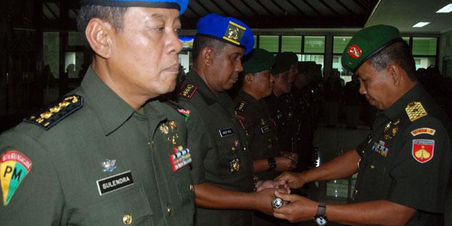 Perwira Harus Memahami Program Reformasi Birokrasi TNI