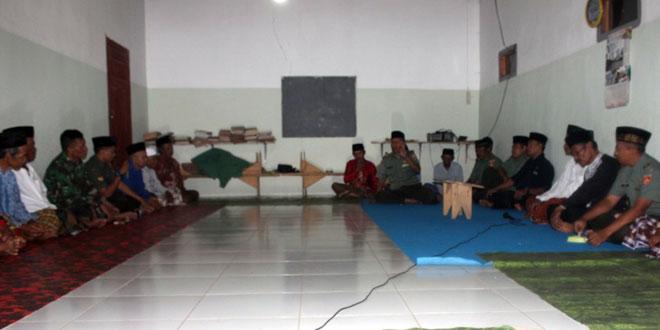 Yasin dan Tahlil Kodim 0736/Batang Bersama Masyarakat