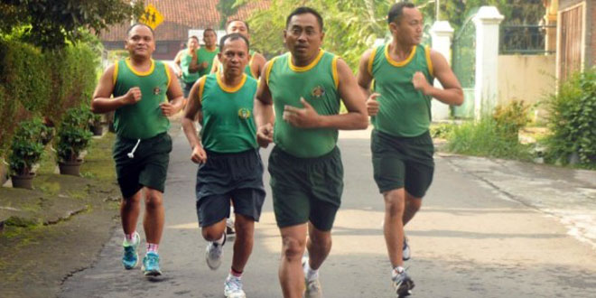 Aerobik Untuk Kesehatan Tubuh