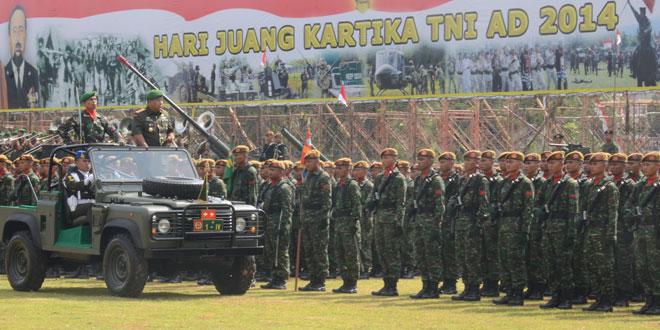 TNI Lahir, Tumbuh dan Kuat Bersama Rakyat
