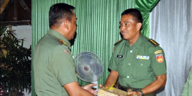 Letkol Ari Bowo Jabat Dandenkes