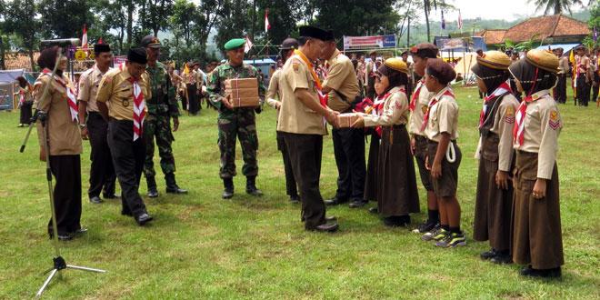 Jambore Kwarcab Kabupaten Brebes 2014
