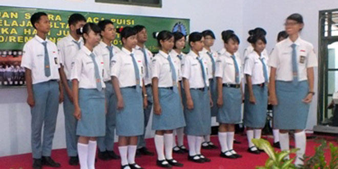 Tingkatkan Nasionalisme Remaja
