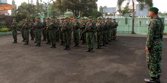 Kodim 0713/Brebes Laksanakan Kegiatan Minggu Militer