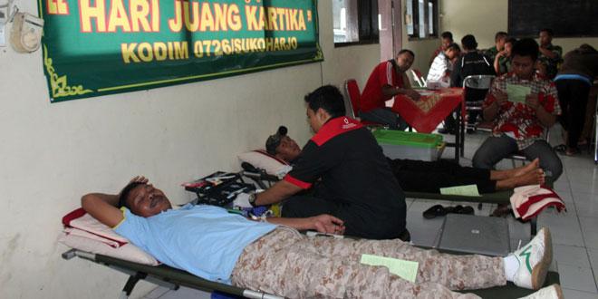 Bersama TNI Rakyat Kuat