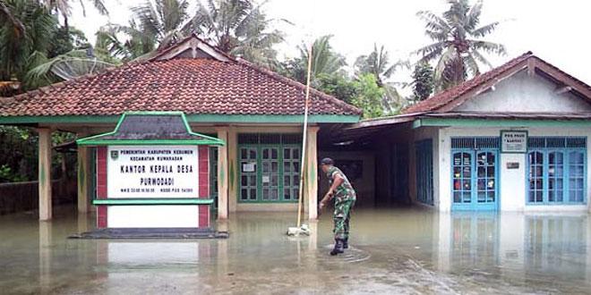 Penanganan Banjir di Wilayah Kec. Kuwarasan Kebumen