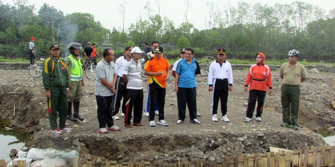 Monitoring Wajah Kota Tegal