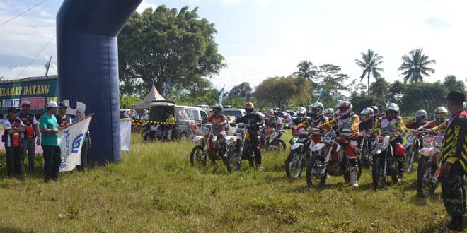 Ride The Adrenaline 2015 di Kabupaten Wonosobo