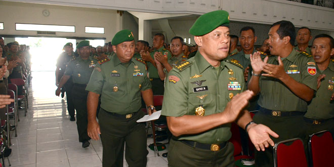 TNI AD Diberi Kepercayaan Sukseskan Program Swasembada Pangan