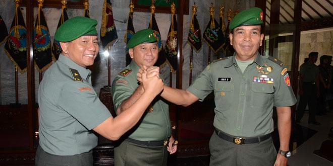 Brigjen TNI Hadi Prasojo Menjabat Sebagai Kasdam IV/Diponegoro