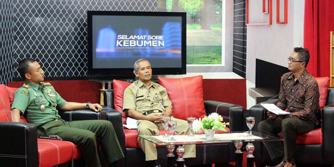 Dialog Interaktif Ratih TV Kebumen Upaya Capai Swasembada Pangan