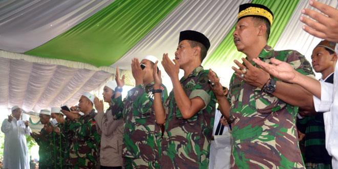Acara Maulid Nabi Muhammad SAW di Desa Kaligayam Kec. Talang Kab. Tegal
