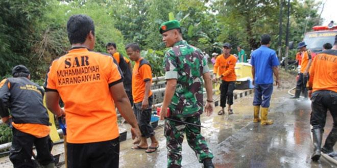 Peninjauan Lokasi Banjir di Wilayah Tasikmadu – Karanganyar