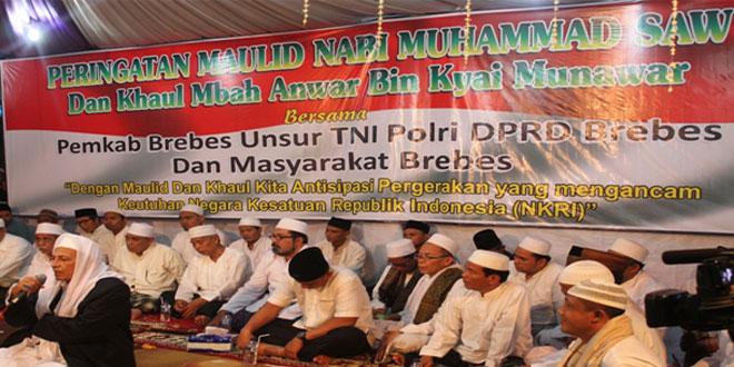 Pengajian Maulud Nabi Muhammad SAW dan Khaul Kiai Anwar bin Kiai Munawar ke-26