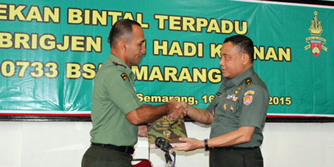 Tugas TNI AD Semakin Kompleks dan Tidak Ringan