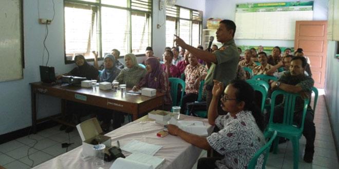 Koramil 20/Buayan Optimalkan Peran di Wilayah Mengawal Peningkatan Produksi Pertanian