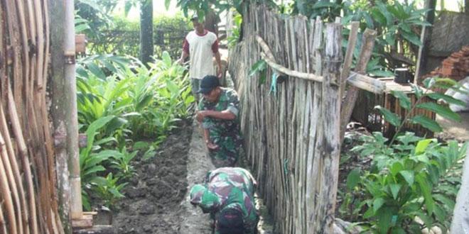 Karya Bhakti di Desa Karangmalang Kec. Kedung  Banteng Kab. Tegal