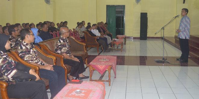 Dandim 0705/Magelang Gelar Silaturahmi dengan FKPPI Kota Magelang