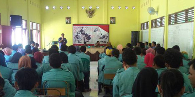 Penarikan Mahasiswa KKN UNS yang Tersebar di 16 Desa Wilayah Kec. Tanon