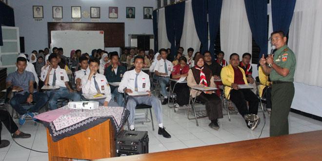 Pembinaan Organisasi Kepemudaan Dinas Sosial Pemuda dan Olahraga Kota Semarang