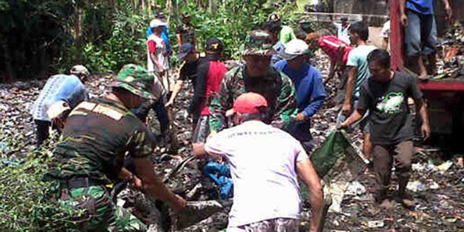 Gerakan Peduli Sampah Nasional di Wilayah Banyumas