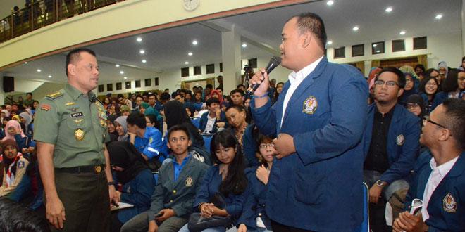 Peran Mahasiswa dalam menghadapi Proxy War